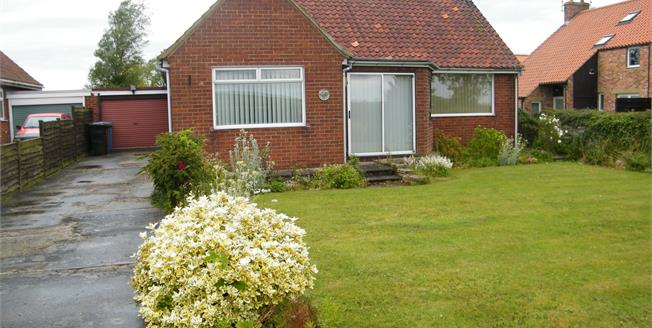 Guide Price £245,000, 2 Bedroom Link Detached House Bungalow For Sale in Runswick, TS13