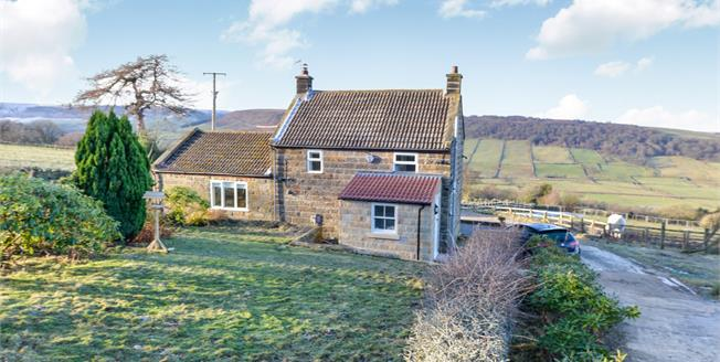 Guide Price £450,000, 2 Bedroom Detached House For Sale in Lealholm, YO21