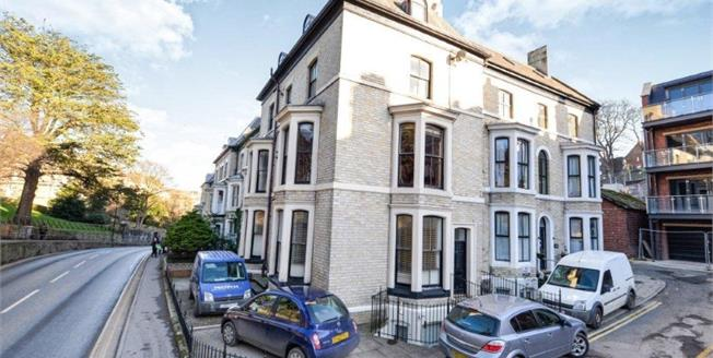 Guide Price £135,000, 2 Bedroom Flat For Sale in North Yorkshire, YO21