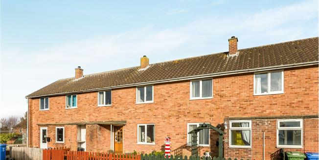 Offers in the region of £139,500, 2 Bedroom Terraced House For Sale in Whitby, YO21