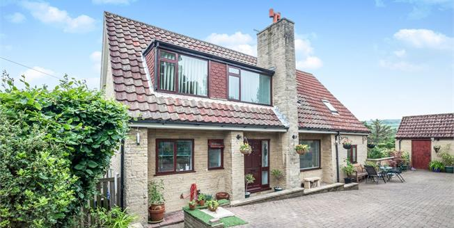 Guide Price £375,000, 5 Bedroom Detached House For Sale in Sleights, YO22