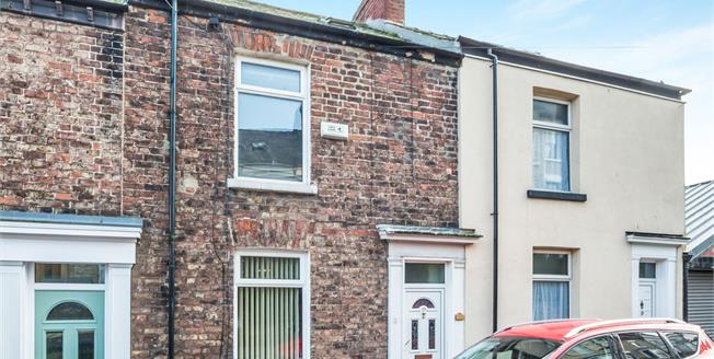 Guide Price £155,000, 3 Bedroom Terraced House For Sale in Whitby, YO21