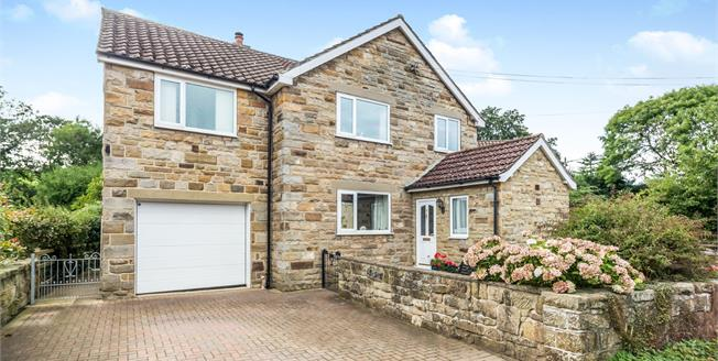 Guide Price £360,000, 3 Bedroom Detached House For Sale in Iburndale, YO22