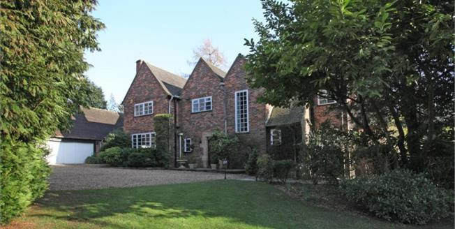 Guide Price £2,950,000, 6 Bedroom For Sale in Macclesfield, SK10
