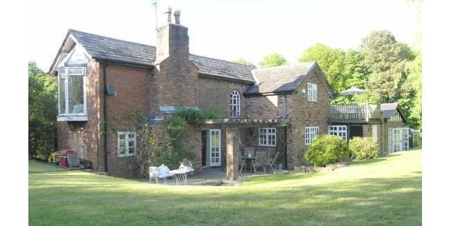 £695,000, 4 Bedroom Detached House For Sale in Over Alderley, SK10