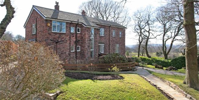 Offers in excess of £880,000, 5 Bedroom Detached House For Sale in Adlington, SK10