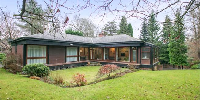 Guide Price £995,000, 5 Bedroom Detached House For Sale in Prestbury, SK10
