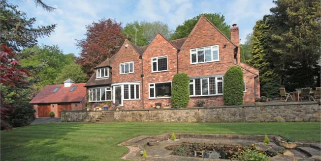 £1,250,000, 4 Bedroom Detached House For Sale in Prestbury, SK10