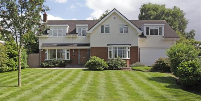 Asking Price £675,000, 5 Bedroom For Sale in Gawsworth, SK11
