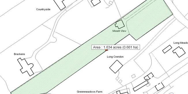 £850,000, 3 Bedroom Detached Bungalow For Sale in Mottram St. Andrew, SK10