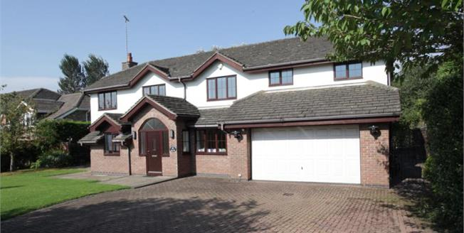 £950,000, 5 Bedroom House For Sale in Macclesfield, SK10
