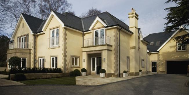 Guide Price £2,950,000, 5 Bedroom Detached House For Sale in Cheshire, SK10