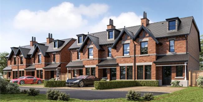 £545,000, Mews House For Sale in Poynton, SK12