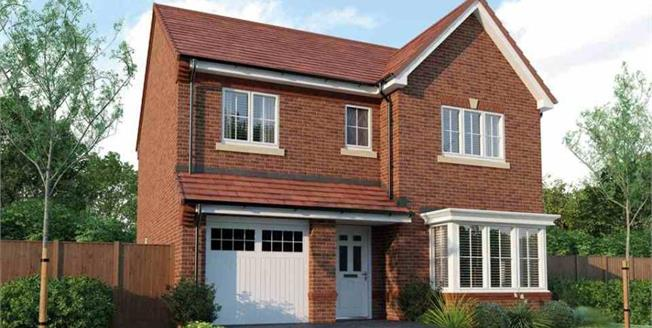 £244,950, 4 Bedroom Detached House For Sale in Off Low Lane, TS5