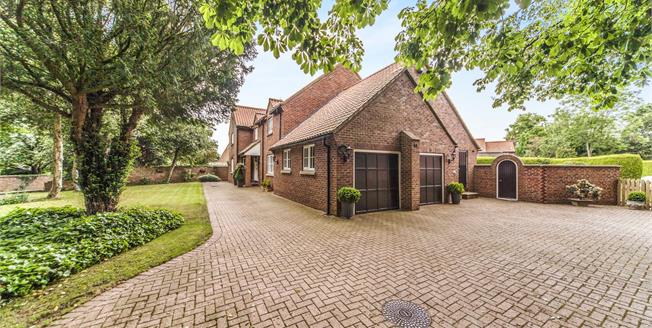 Asking Price £875,000, 5 Bedroom Detached House For Sale in Egglescliffe, TS16