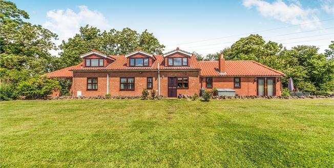 Offers in the region of £450,000, 4 Bedroom Detached For Sale in Elton, TS21