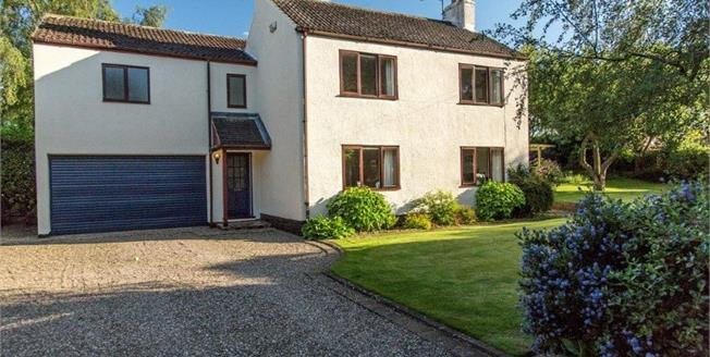 Offers in excess of £625,000, 4 Bedroom Detached House For Sale in Middleton-on-Leven, TS15