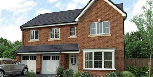 £309,950, 5 Bedroom Detached House For Sale in Middlesbrough, TS5