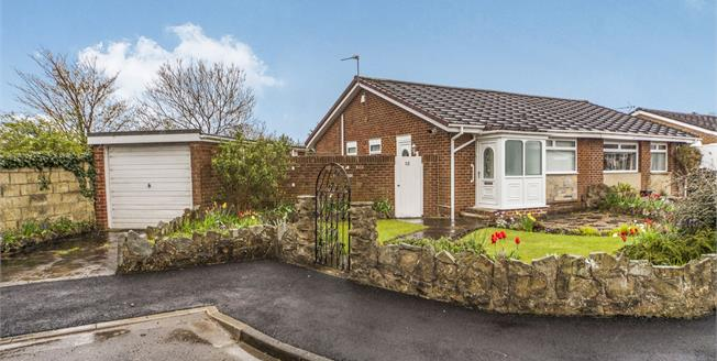 Asking Price £155,000, 2 Bedroom Semi Detached Bungalow For Sale in Eaglescliffe, TS16