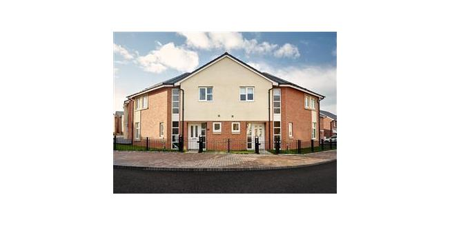 £144,995, 3 Bedroom Semi Detached House For Sale in Stockton On Tees, TS18