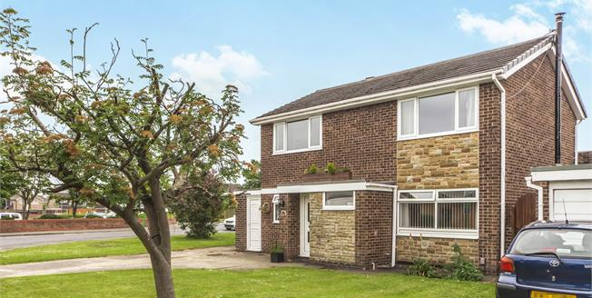 Offers in excess of £235,000, 4 Bedroom Detached House For Sale in Eaglescliffe, TS16
