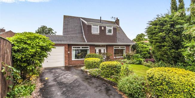 Asking Price £315,000, 3 Bedroom Detached House For Sale in Stainton, TS8