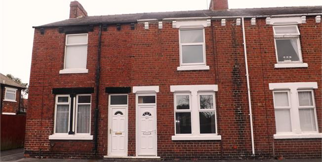 Asking Price £115,000, 2 Bedroom Terraced House For Sale in Eaglescliffe, TS16