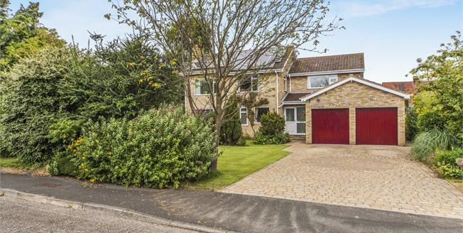 Guide Price £425,000, 5 Bedroom Detached House For Sale in Hilton, TS15