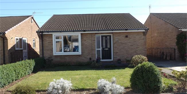 Guide Price £170,000, 3 Bedroom Detached Bungalow For Sale in Yarm, TS15