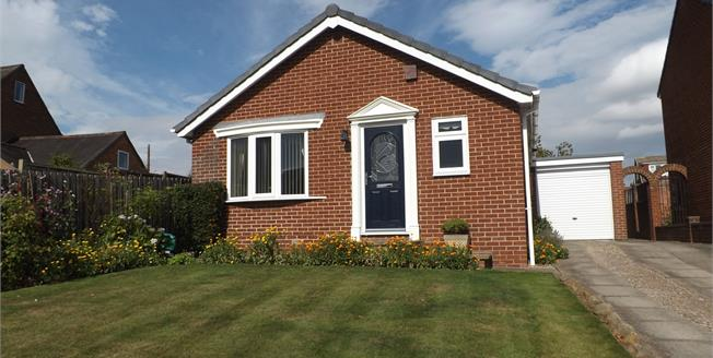 Offers in the region of £180,000, 3 Bedroom Detached Bungalow For Sale in Eaglescliffe, TS16