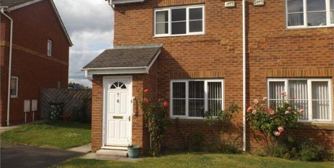Asking Price £85,000, 2 Bedroom Semi Detached For Sale in Stockton-on-Tees, TS19