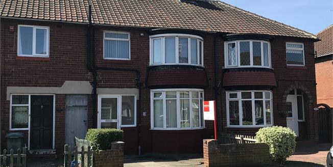 Offers in the region of £100,000, 3 Bedroom Terraced House For Sale in Stockton-on-Tees, TS20
