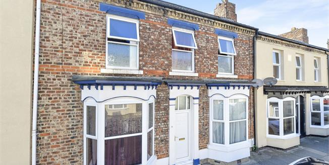 Asking Price £120,000, 3 Bedroom Terraced House For Sale in Stockton-on-Tees, TS18