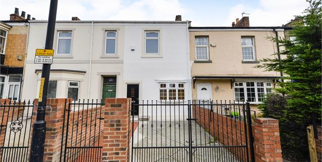 Asking Price £85,000, 2 Bedroom Terraced House For Sale in Stockton-on-Tees, TS20