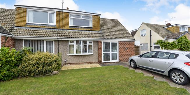 Asking Price £140,000, 2 Bedroom Semi Detached House For Sale in Eaglescliffe, TS16