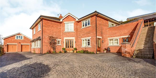 Asking Price £775,000, 4 Bedroom Detached House For Sale in Eaglescliffe, TS16