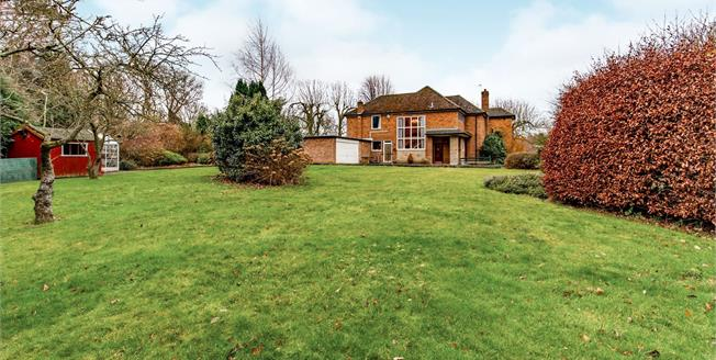 Offers in the region of £750,000, 4 Bedroom Detached House For Sale in Eaglescliffe, TS16