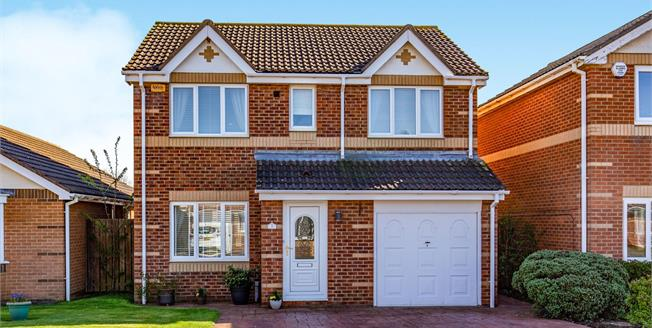 Asking Price £200,000, 4 Bedroom Detached House For Sale in Ingleby Barwick, TS17