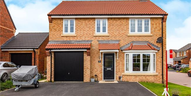Asking Price £275,000, 4 Bedroom Detached House For Sale in Stockton-on-Tees, TS16