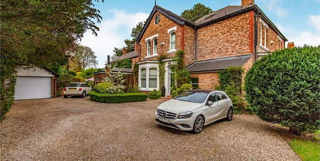 Asking Price £760,000, 5 Bedroom Semi Detached House For Sale in Eaglescliffe, TS16