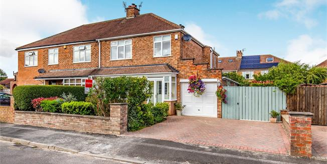 Asking Price £259,000, 3 Bedroom Semi Detached House For Sale in Eaglescliffe, TS16