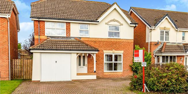 Offers in the region of £239,950, 4 Bedroom Detached House For Sale in Eaglescliffe, TS16