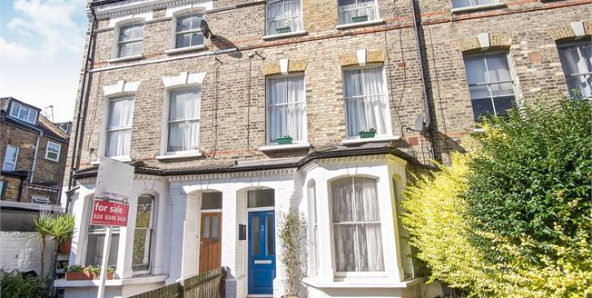 Offers in excess of £650,000, 2 Bedroom Flat For Sale in London, N7