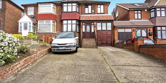 Asking Price £650,000, 4 Bedroom Semi Detached House For Sale in London, NW9
