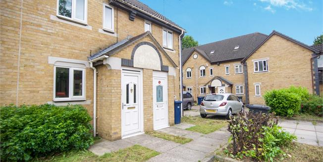 Offers in excess of £385,000, 2 Bedroom Terraced House For Sale in London, NW9