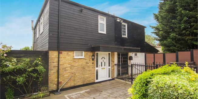 Asking Price £530,000, 3 Bedroom House For Sale in London, NW9