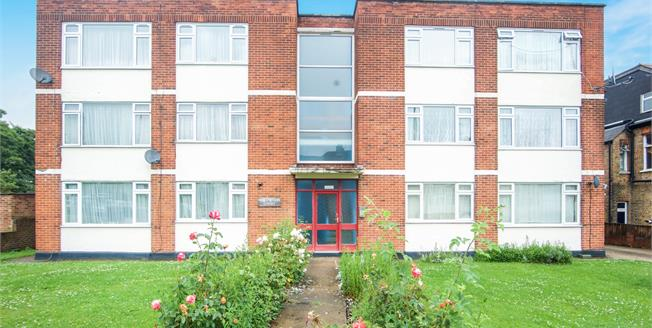 Asking Price £375,000, 2 Bedroom Flat For Sale in London, NW9