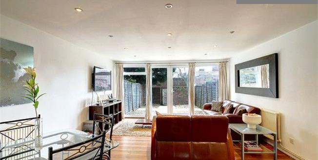 Asking Price £415,000, 3 Bedroom Terraced House For Sale in London, NW9