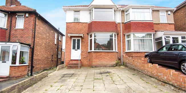 Asking Price £525,000, 3 Bedroom Semi Detached House For Sale in London, NW9