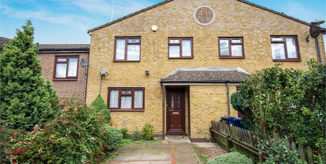 Asking Price £485,000, 3 Bedroom Terraced House For Sale in London, NW9